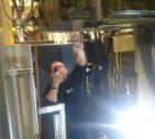 Reparatur einer Vogtland Maschine