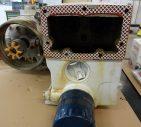 Reparatur/Wartung einer Vakuumpumpe Marke Leybold